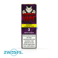 Vampire Vape E-Liquid - Sweet Lemon Pie