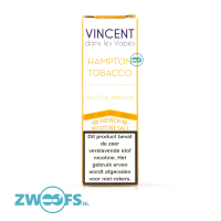 VDLV Nic Salt E-Liquid - Hampton Tobacco
