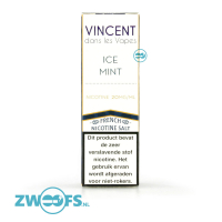 VDLV Nic Salt E-Liquid - Ice Mint
