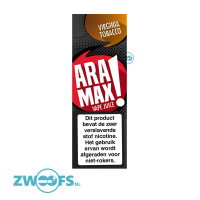 Aramax - Virginia Tobacco E-Liquid