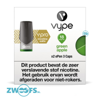 Vype ePen 3 Pod - Green Apple (2 Stuks)