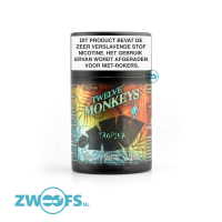 Twelve Monkeys - Tropika E-liquid (3x10ml.)