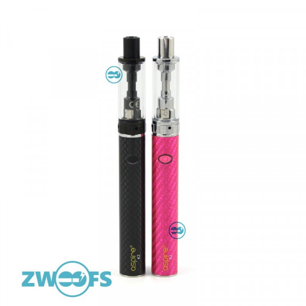 aspire k2 quick start kit how to use